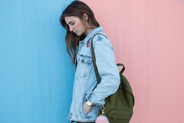 Damski plecak to wygodna alternatywa dla torebki